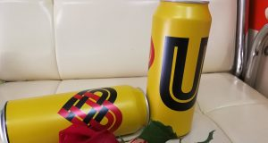 U Beer ลาย Love You